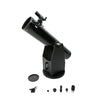 Zhumell Z8 Dobsonian with Accessories