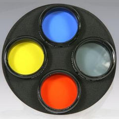 Zhumell Lunar and Planetary Color Telescope Filter Set - ZHUL036-1
