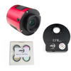 ZWO ASI174MM Cooled Monochrome Imaging Camera with Mini Electronic Filter Wheel and 1.25
