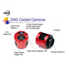 ZWO ASI178MM Cooled Monochrome CMOS Imaging Camera - ASI178MM-COOL