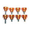 ADM Accessories CGE Tripod Knob Set - Orange Anodized