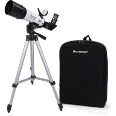 Celestron EclipSmart Solar Telescope 50 with Backpack - 22060