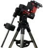 iOptron CEM40EC High Resolution Center Balance Equatorial Mount and 2