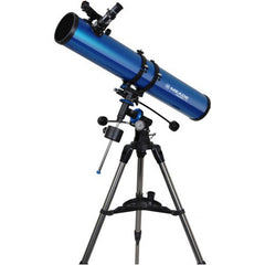 Meade Polaris 114mm German Equatorial Reflector Telescope