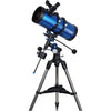 Meade Polaris 127mm German Equatorial Reflector Telescope
