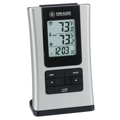 Meade Personal Weather Station with Quartz Clock - TE109NL-M
