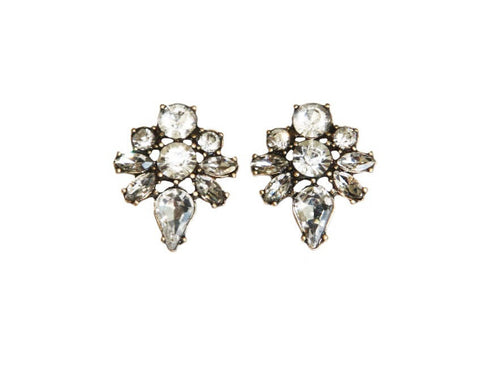 Adela Bridal Earrings