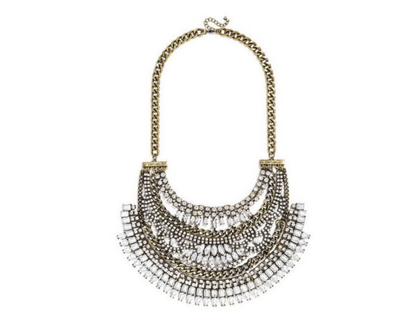Madilyn Bib Necklace