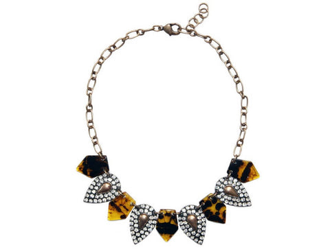 Statement Necklaces Canada Crystal Tortoise