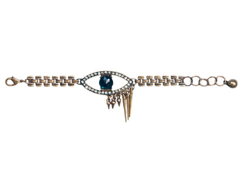 Evil Eye Bracelet Zinnia West