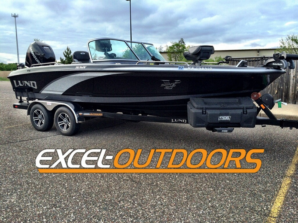 Excel Outdoors, pro staff