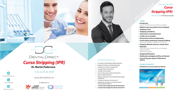 Curso Stripping (IPR) en Barcelona - Junio 2020