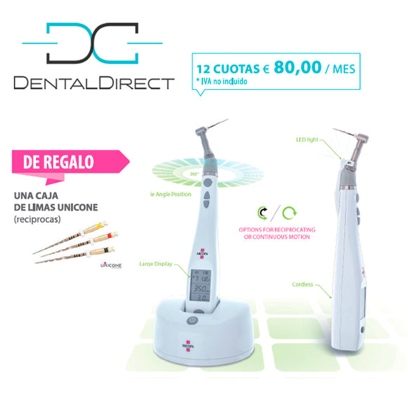 Material dental necesario en una clínica dental.