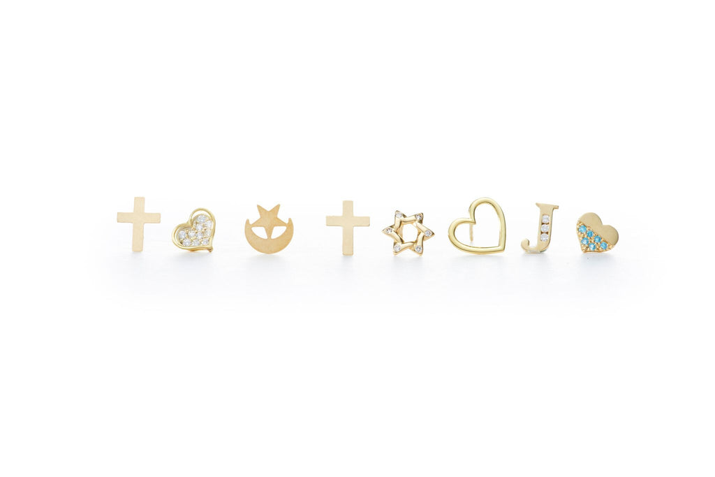 *NEW* Mixed 14KT Studs