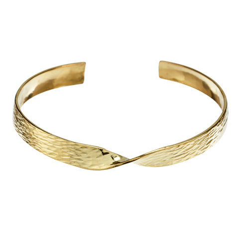 Knotted Up Bangle