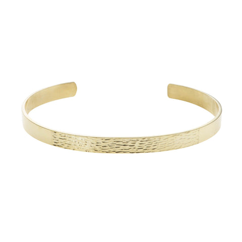 Textured Bangle, Flaca Favorite