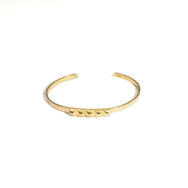 New 6-Tier Bullet Bangle