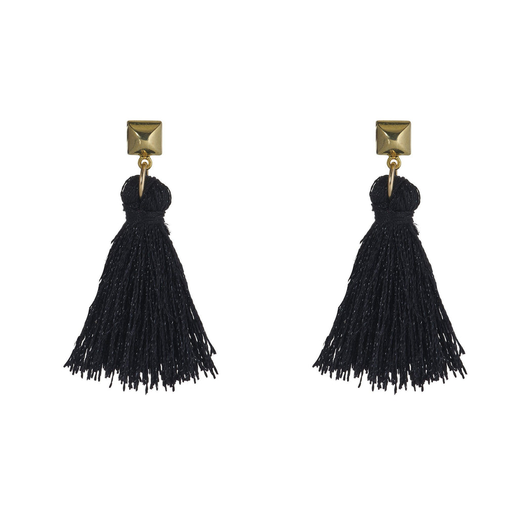 Bullet Stud with Tassel