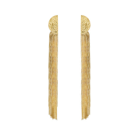 Shoulder Skimming Emma Earring