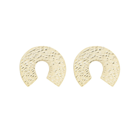 *NEW* Small Horseshoe Stud