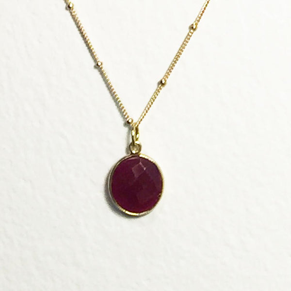 *NEW* Gemstone Pendants