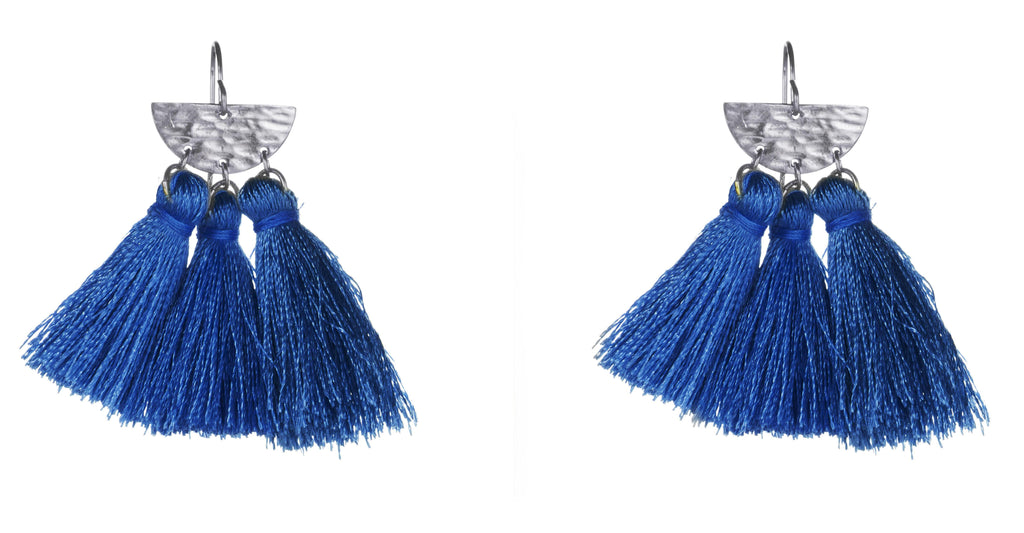Ana Drop with Tassels