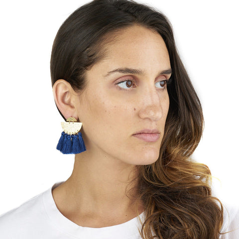 Shifting Double Sunrise Earrings
