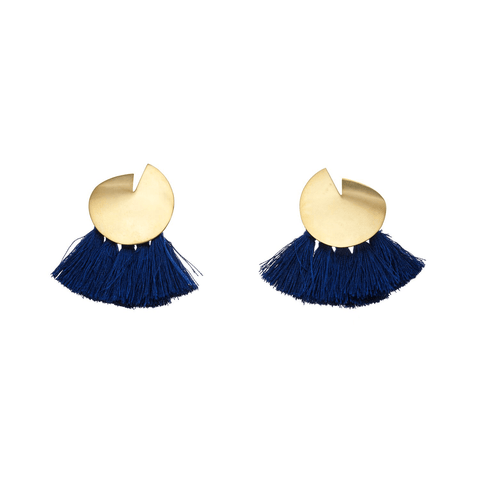 Vanessa Stud With Tassel