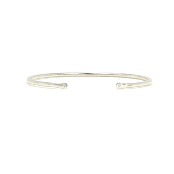 Double Diamond Layering Bangle