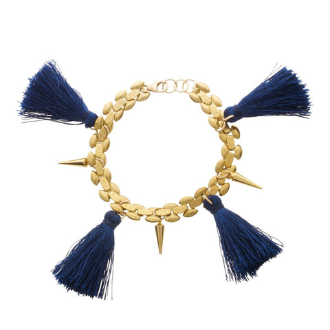 Antique Tassel Bracelet