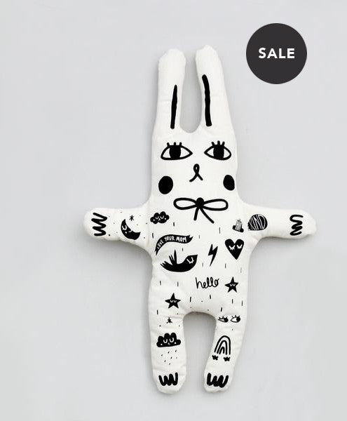 """Doodle Bunny"" doll"