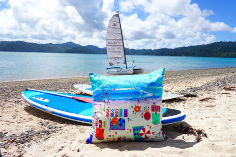 Mollymook Beach Cushion