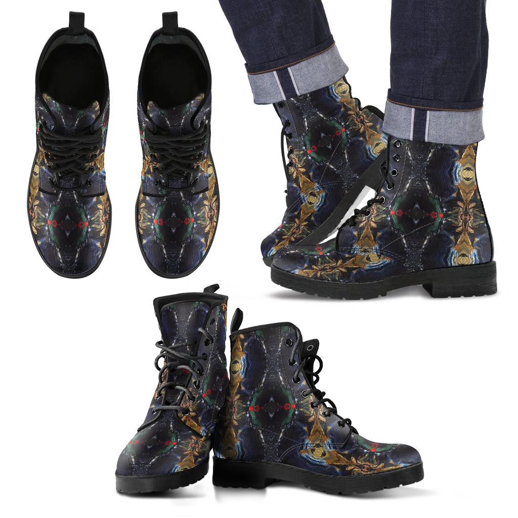 Prince Men's Vegan Leather Boots