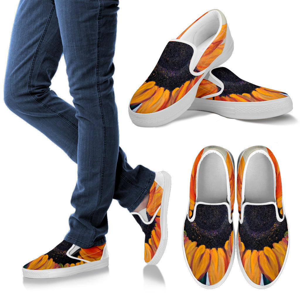 Sunflower Women's Slip Ons