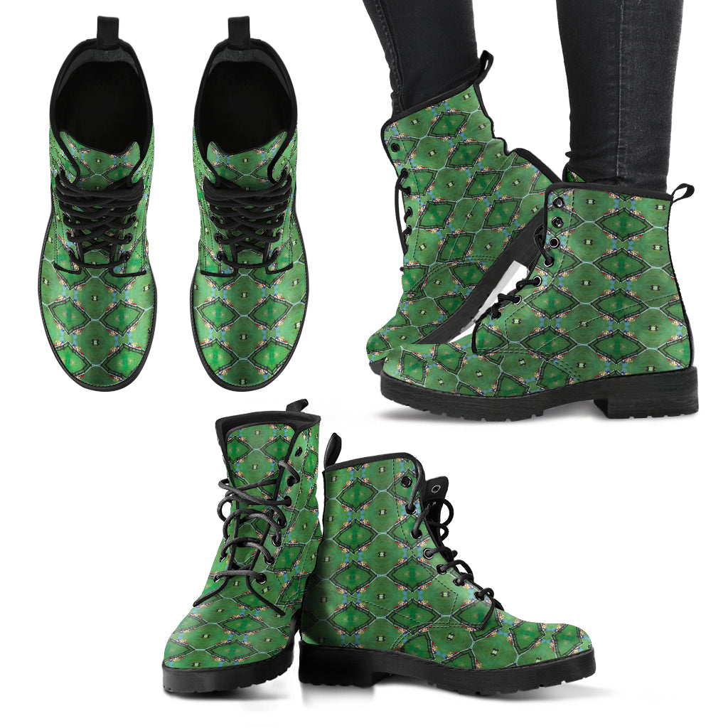 Forest Yogi Vegan Leather Boots