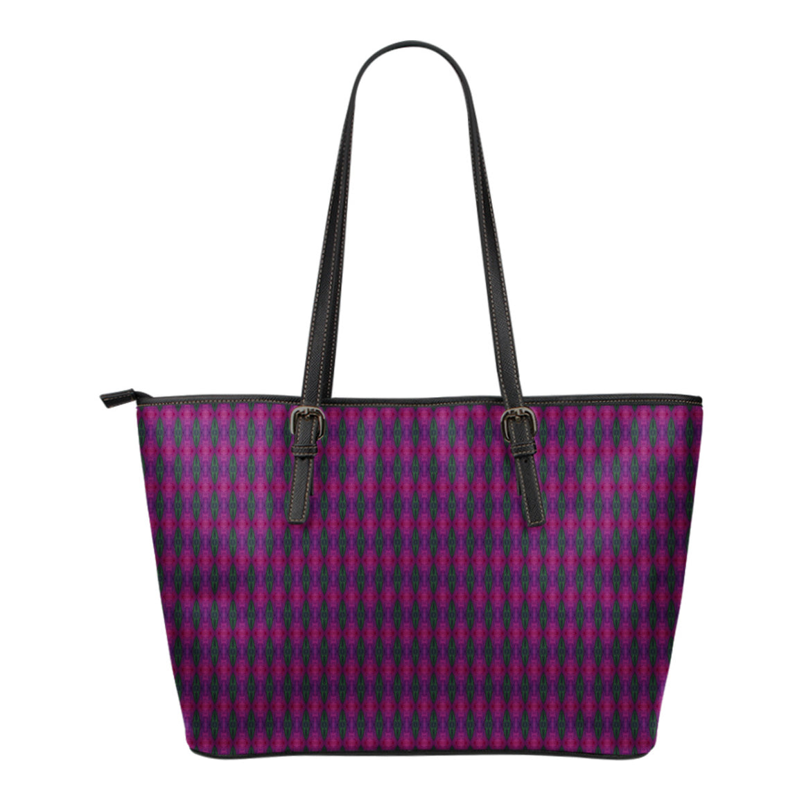 Ladies Night Small Leather Tote
