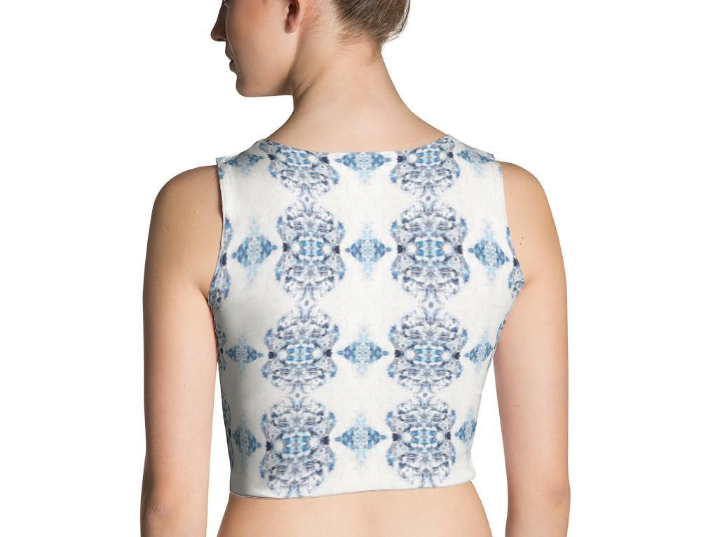 Snowflake Crop Top