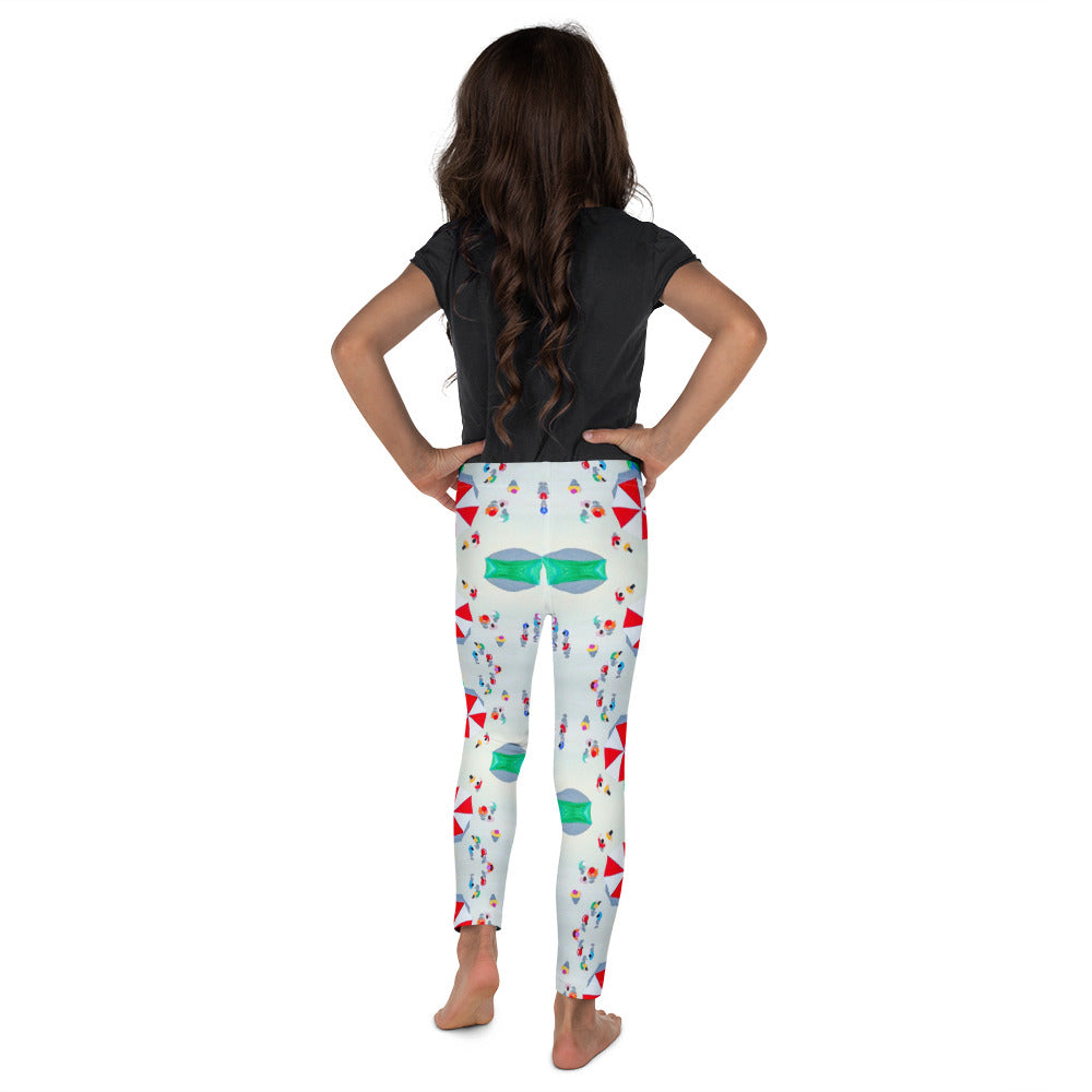 Beach Holiday Kid's Leggings