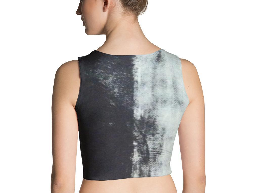 Monotype Crop Top
