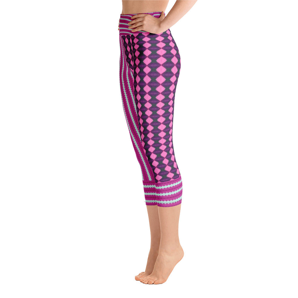 Belightful Yoga Capri Leggings
