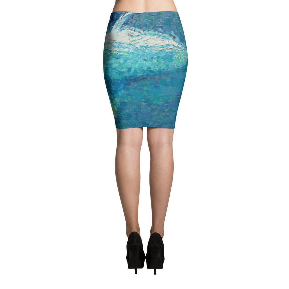 Migaloo Pencil Skirt