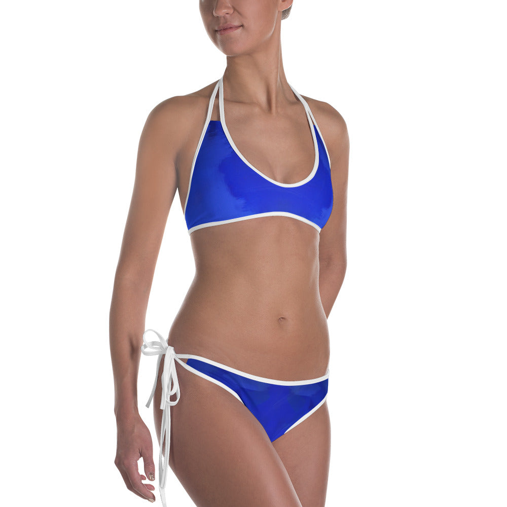 Blue Royale Bikini | Aqua Burns