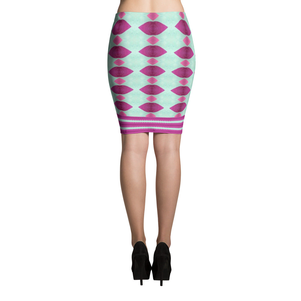 Ladies Night Pencil Skirt