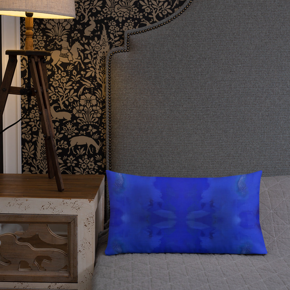Blue Royale Premium Pillow
