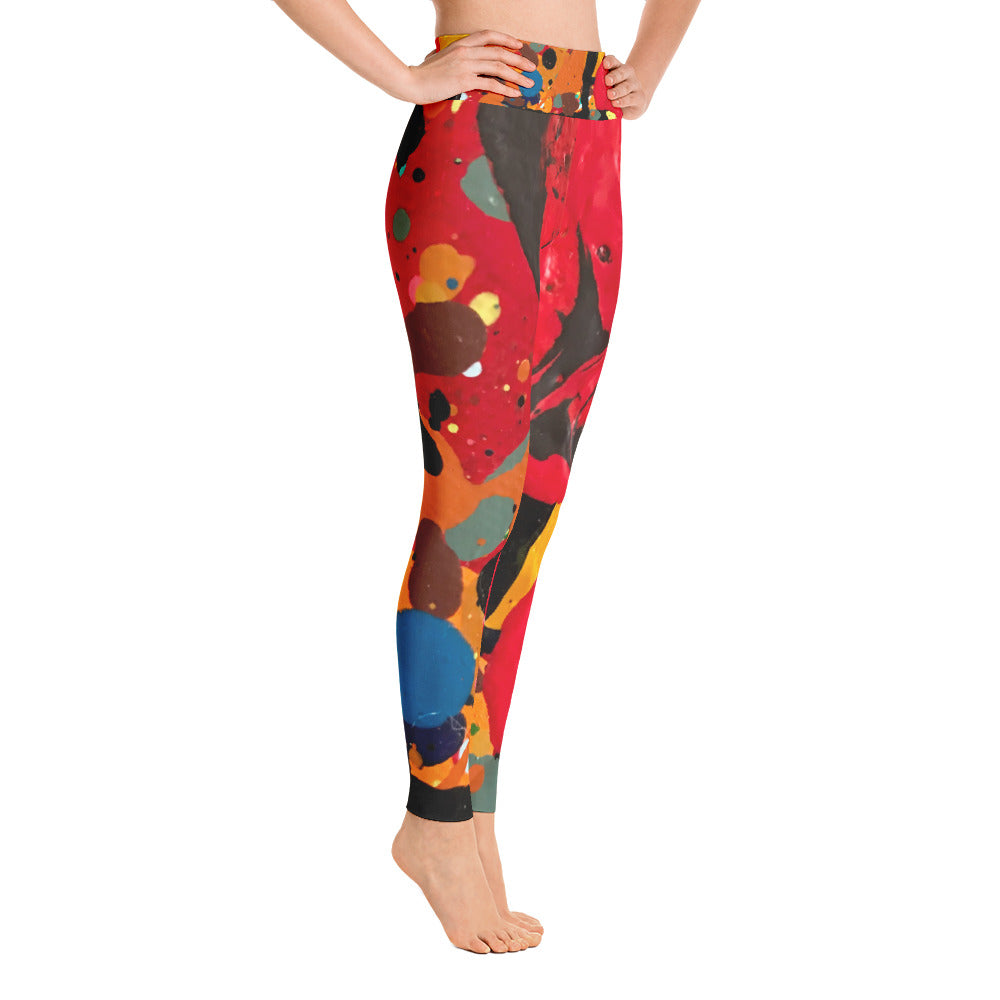 Christian Yoga Leggings