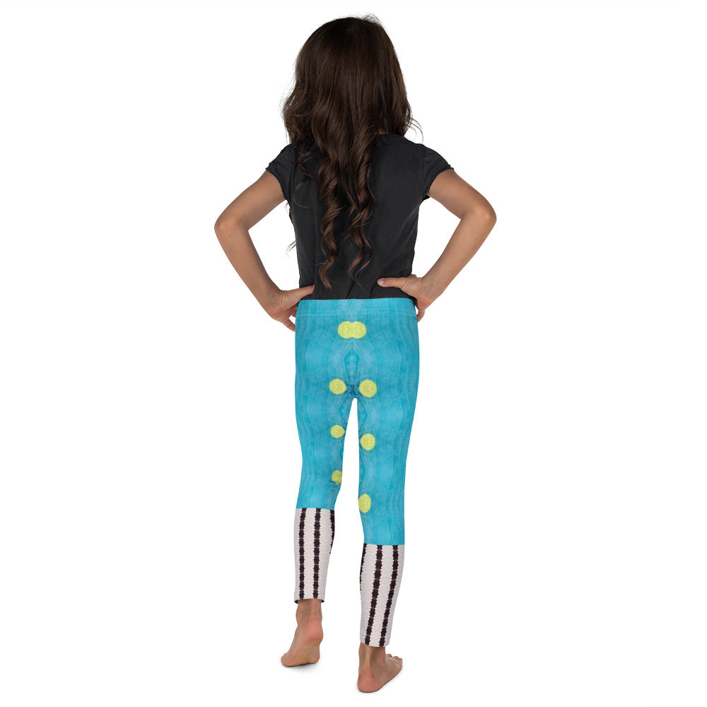 Blue Liquorice Kid's Leggings