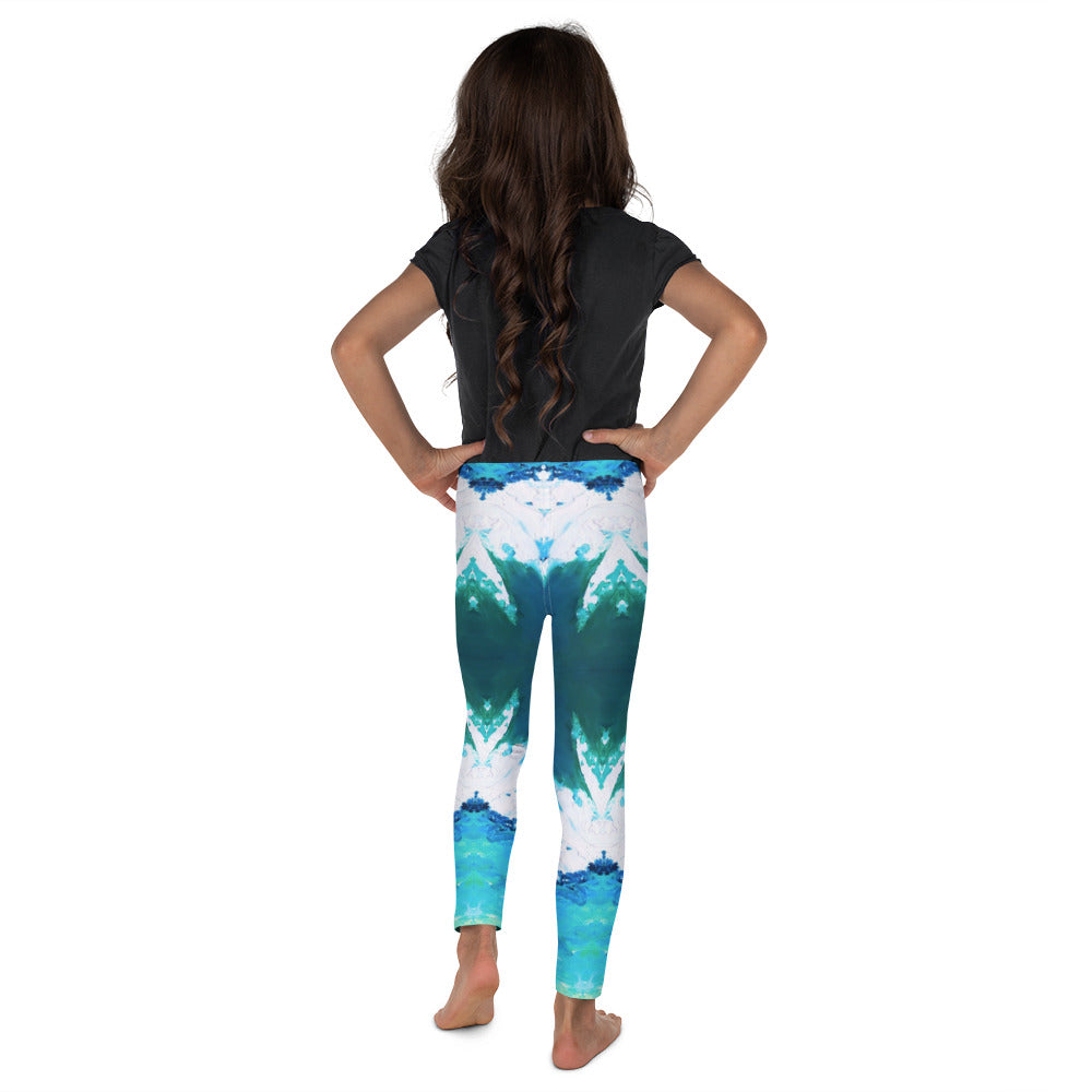 Big Shark's Teeth Kid's Leggings