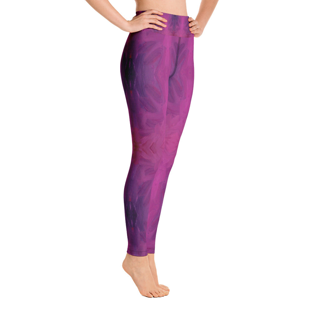 Plum Yoga Leggings