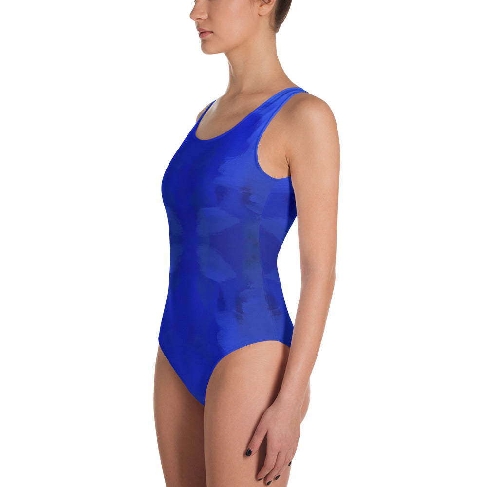 Blue Royale One-Piece Swimsuit