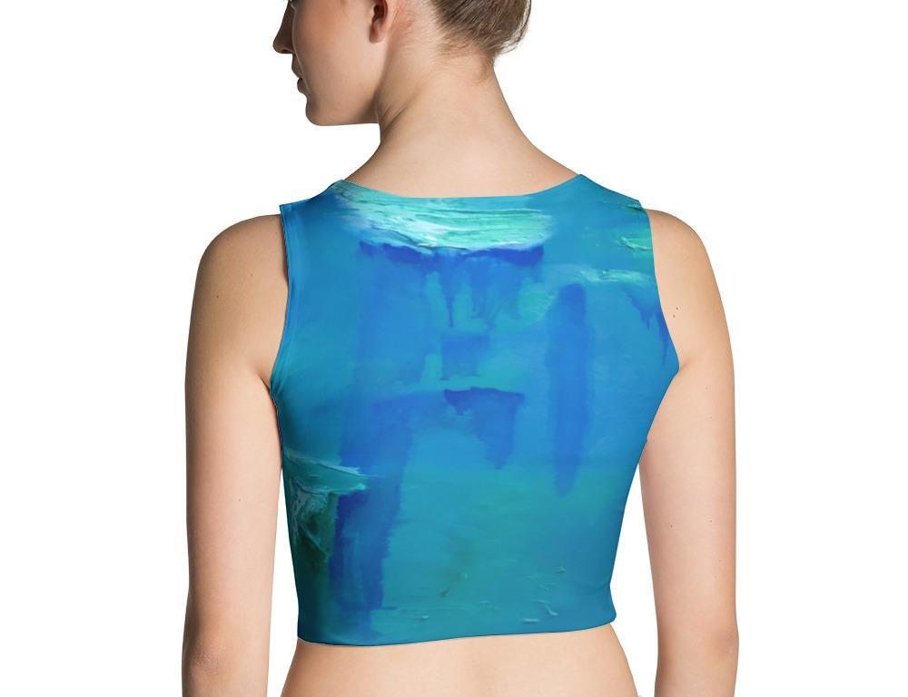 Under Water Crop Top
